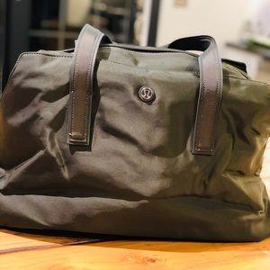 Lululemon Duffle gym Bag